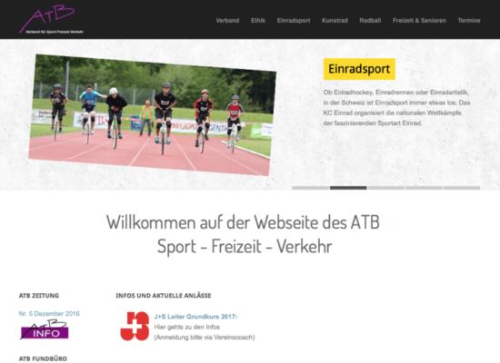 ATB  Sport - Freizeit - Verkehr