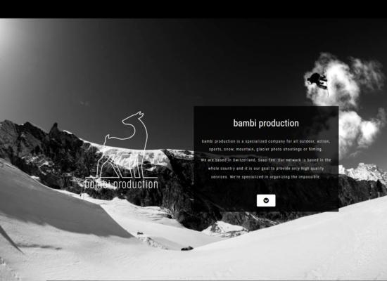 Bambi Production