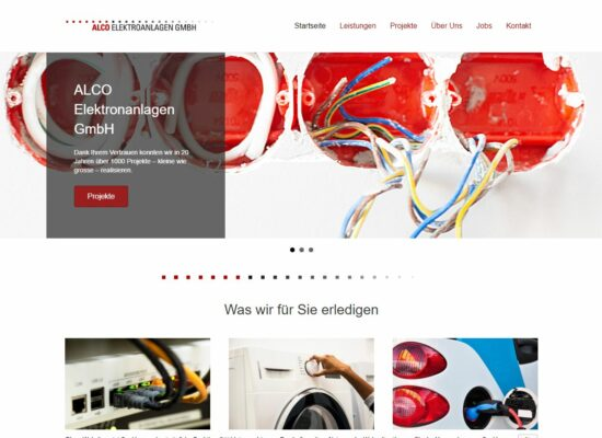 Alco Elektroanlagen GmbH